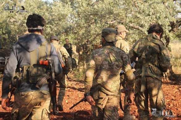 «Нусра» хочет крови: тысячи боевиковперегруппировываются иготовят удар поСирии (ФОТО)   Русская весна