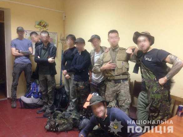 Нашествие сталкеров: в Чернобыле задержаны 17 экстремалов, 4 из них — граждане Франции (ФОТО) | Русская весна