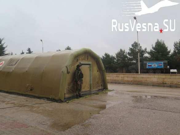 Сирия: русские «Тайфуны» прибыли к брошенной Штатами пехоте коалиции США (ФОТО)   Русская весна