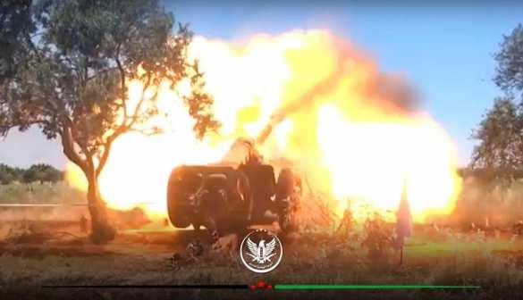 Орды смертников, танки и БМП: мощное наступление банд на города Сирии, прорван фронт САА (ФОТО, ВИДЕО) | Русская весна
