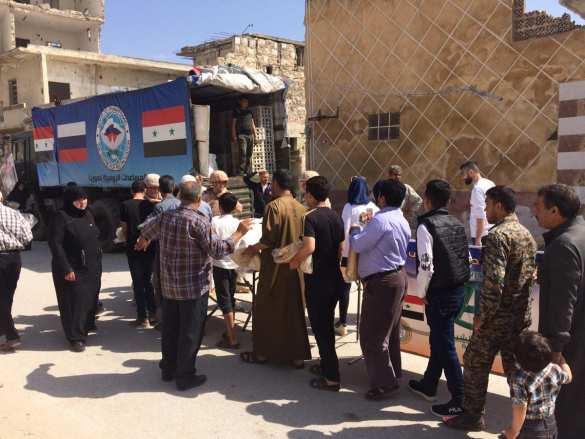 Сирия: чеченцы и российские военные спешат на помощь (ФОТО) | Русская весна