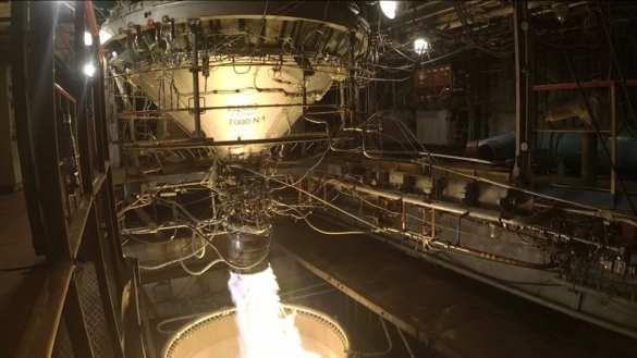 Украина испытала ступень космической ракеты (ФОТО)  | Русская весна