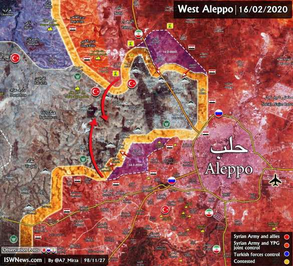 МОЛНИЯ: Тотальная сдача городов в Алеппо, Армия Сирии выбила боевиков из множества районов (КАРТА) | Русская весна