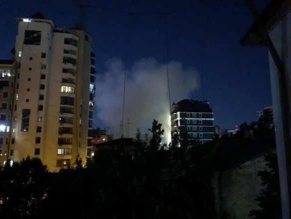 Названа причина взрыва газа вцентре Киева (ФОТО, ВИДЕО) | Русская весна