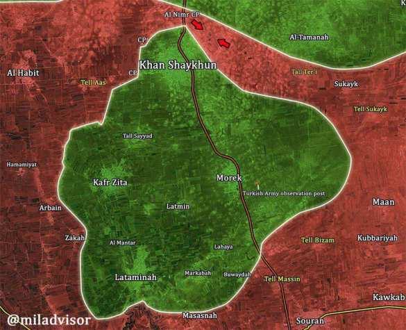 МОЛНИЯ: Армия Сирии захлопнула котёл в Идлибе и ворвалась в крепость боевиков (ВИДЕО, КАРТА) | Русская весна