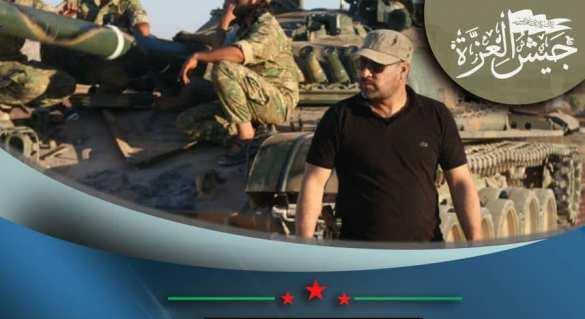 ВКС России ликвидировали главаря боевиков США (ФОТО) | Русская весна