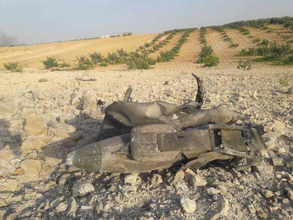 МОЛНИЯ: В Сирии сбит истребитель Су-22 (+ВИДЕО, ФОТО) | Русская весна