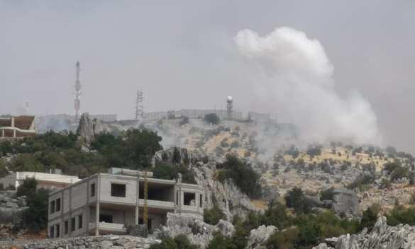 СРОЧНО: «Хезболла» атаковала армию Израиля, в воздух поднята авиация (ФОТО, ВИДЕО) | Русская весна