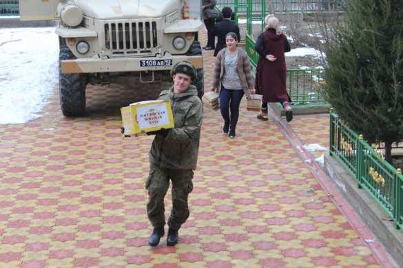Русский язык — неотразимое оружие армии России от Сирии до Средней Азии (ФОТО) | Русская весна