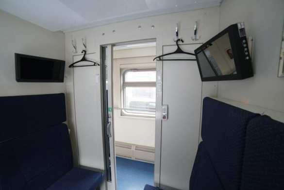 Опубликованы первые фото интерьера поездов вКрым (ФОТО) | Русская весна
