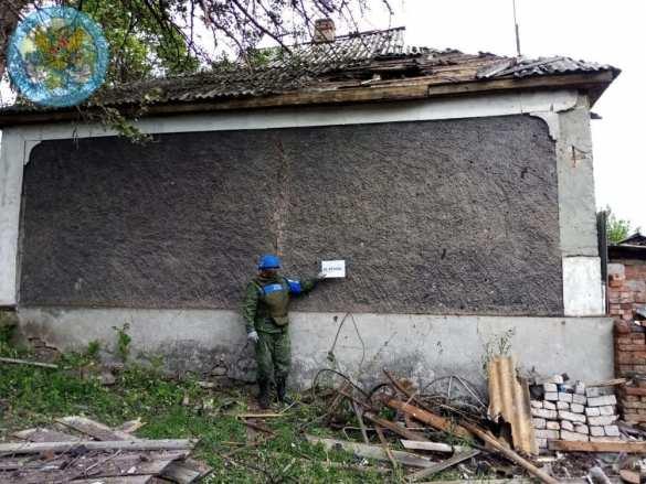 Украина стирает Донбасс с лица земли(ФОТО) | Русская весна