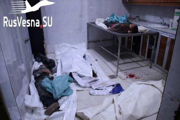 Тяжёлые бои в Сирии: волны смертников из Идлиба наступают, их перемалывают ВКС и САА (ВИДЕО, ФОТО 18+) | Русская весна