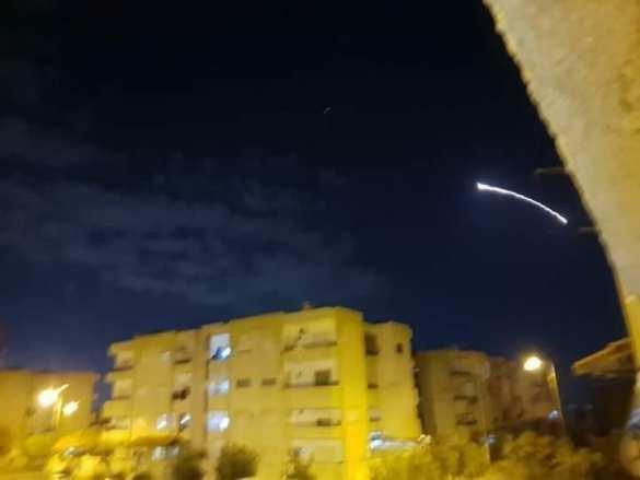 Израиль нанёс удар поДамаску (ФОТО, ВИДЕО) | Русская весна