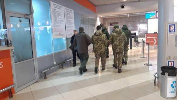 Борт из Уханя прибывает на Украину (+ФОТО) | Русская весна