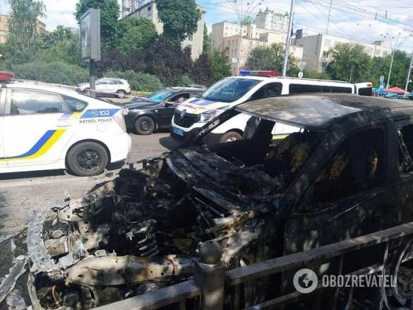Вцентре Киева прогремел взрыв (ФОТО, ВИДЕО) | Русская весна