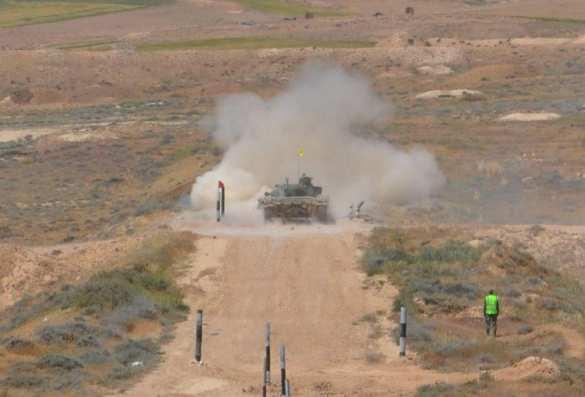 Сирийские танкисты против российских: кто победит? (ФОТО) | Русская весна