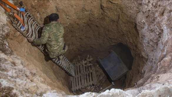 Грядёт бойня: боевики в Сирии срочно создают целые подземные города (ФОТО) | Русская весна