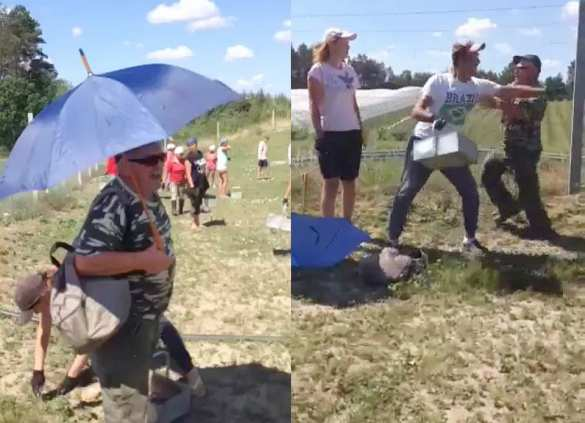 «До работы, иуда!» — какполяки обращаются сукраинскими рабами (ФОТО) | Русская весна
