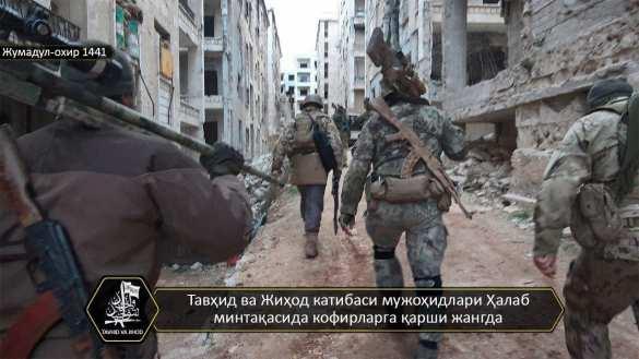 Боевики захватили Т-90 в Сирии: мощное наступление банд в Алеппо (ФОТО)   Русская весна