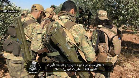Жестокие бои в Сирии: «Тигры» выбили боевиков Идлиба из города Хамамият (ВИДЕО, ФОТО) | Русская весна