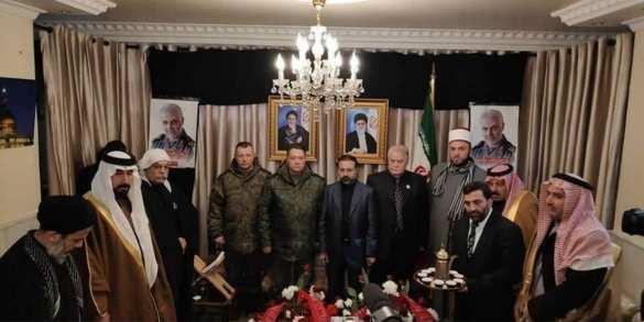 Военные России прибыли к иранцам в связи с убийством американцами Сулеймани (ФОТО) | Русская весна