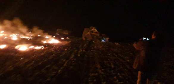 Сирия: по турецким войскам нанесены удары, уничтожена бронетехника и военные (ФОТО, ВИДЕО)   Русская весна