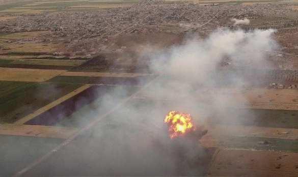 Орды смертников, танки и БМП: банды Идлиба начали наступление, их перемалывают ВКС и САА (+ФОТО, ВИДЕО)   Русская весна