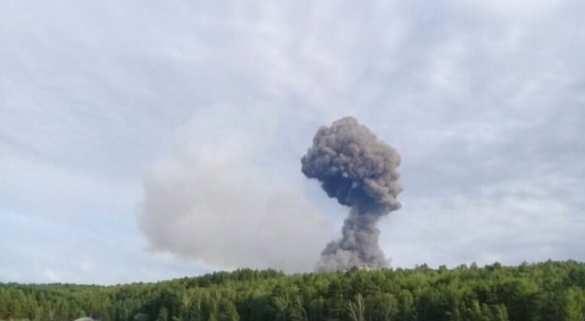СРОЧНО: Взрывы навоенных складах подКрасноярском, начата эвакуация населения (+ФОТО, ВИДЕО) | Русская весна