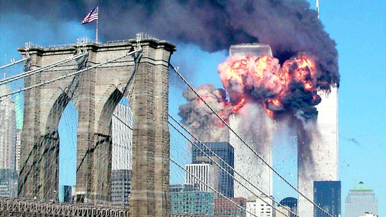 «Франция ударила в спину США»: теракт 11 сентября повесили на ЦРУ | Русская весна