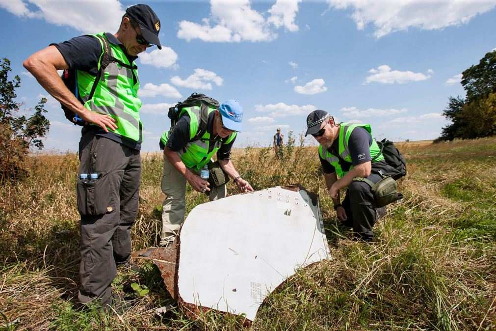 Киев заставят ответить за сбитый на Донбассе Boeing МН17   Русская весна