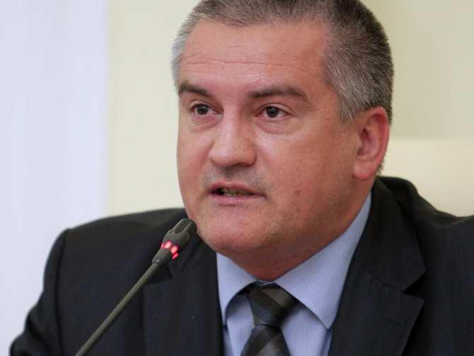 Глава Крыма сделал заявление по подаче воды из Украины | Русская весна
