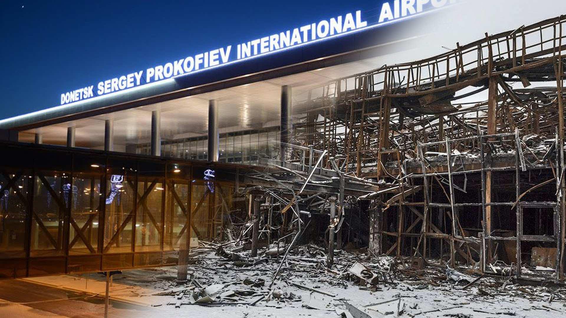 В ДНР предложили восстановить взлётку в Моспино, сделав там аэропорт (+ФОТО) | Русская весна