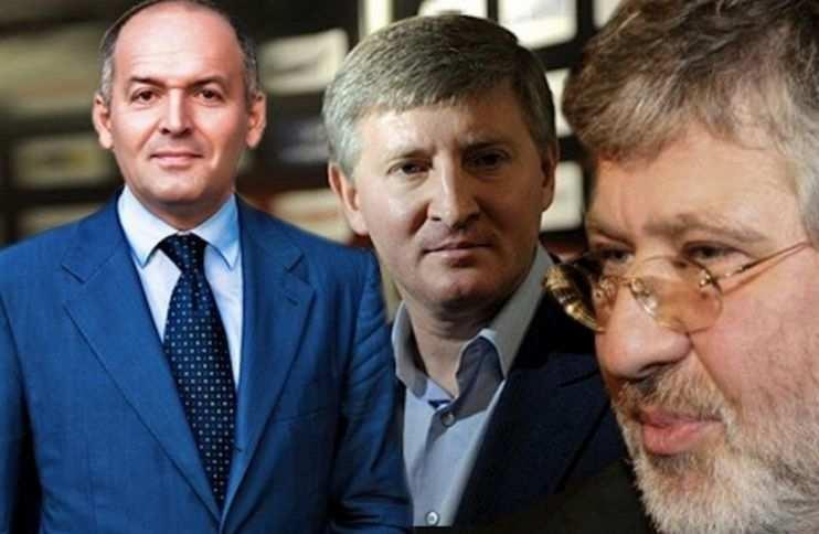 Ахметов потерял $3миллиарда, Коломойский награни вылета: Какукраинские олигархи упали всписке Forbes | Русская весна