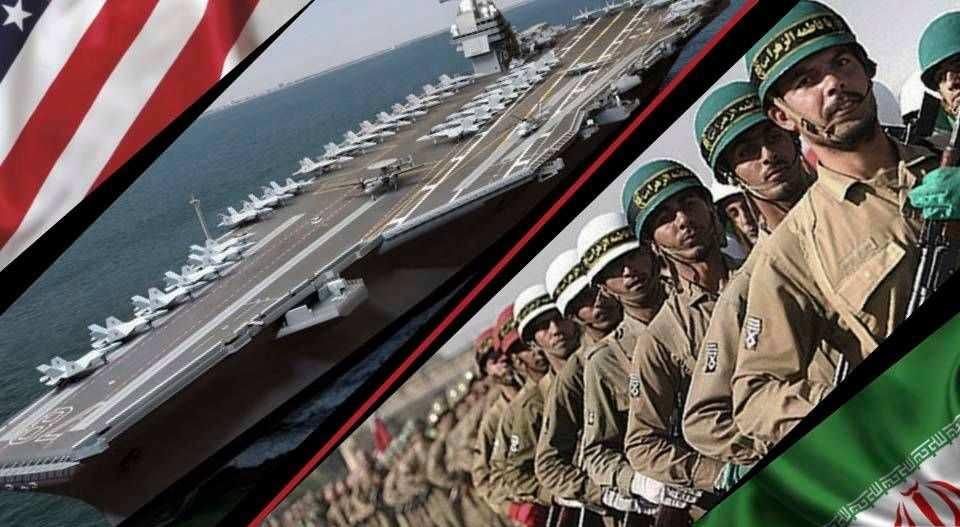 СРОЧНО: Иран готовит нападение навойска США— Центральное командование | Русская весна
