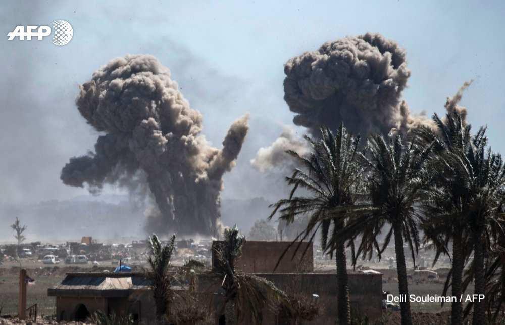Сирия: «Хаджинское сражение» сИГИЛ как крупнейшая битва нашего времени (ФОТО, ВИДЕО) | Русская весна
