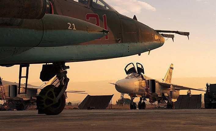 Боевики обстреляли российскую базу в Сирии, ВКС и артиллерия уничтожили атакующих | Русская весна