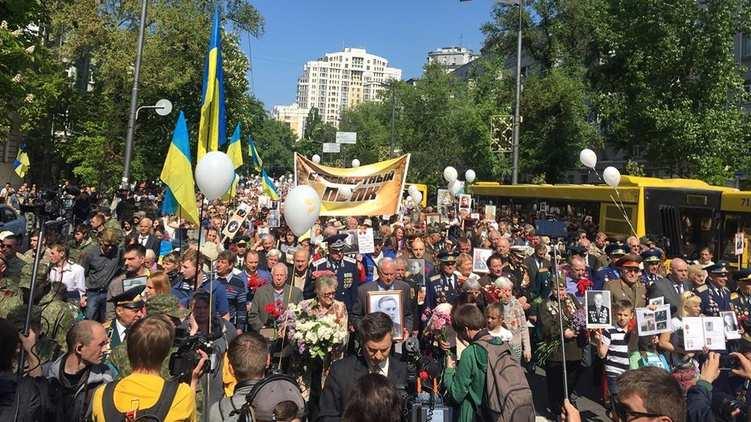 «Бессмертный полк» ипразднование 9маянаУкраине и на Донбассе — полный список мероприятий иместа сбора | Русская весна
