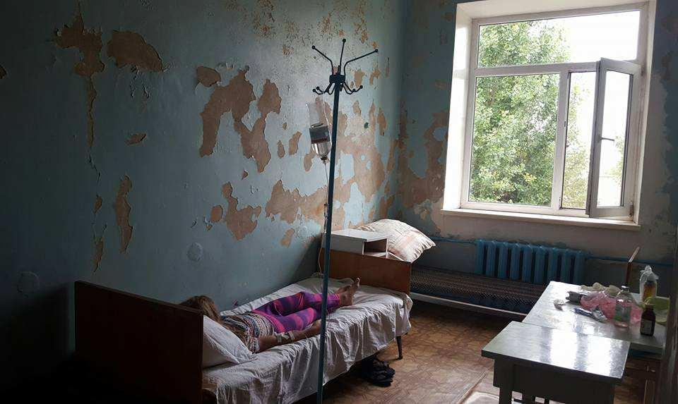 Днепропетровская больница для лечения коронавируса шокировала Сеть (ВИДЕО) | Русская весна