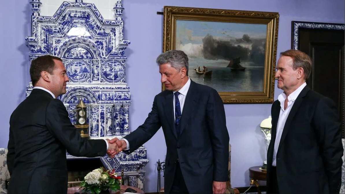 Что стоит за визитом лидеров украинской оппозиции в Москву   Русская весна