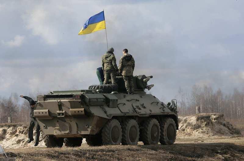 ВСУ готовятся к «ожесточенному противостоянию с противником»: сводка овоенной ситуации наДонбассе | Русская весна