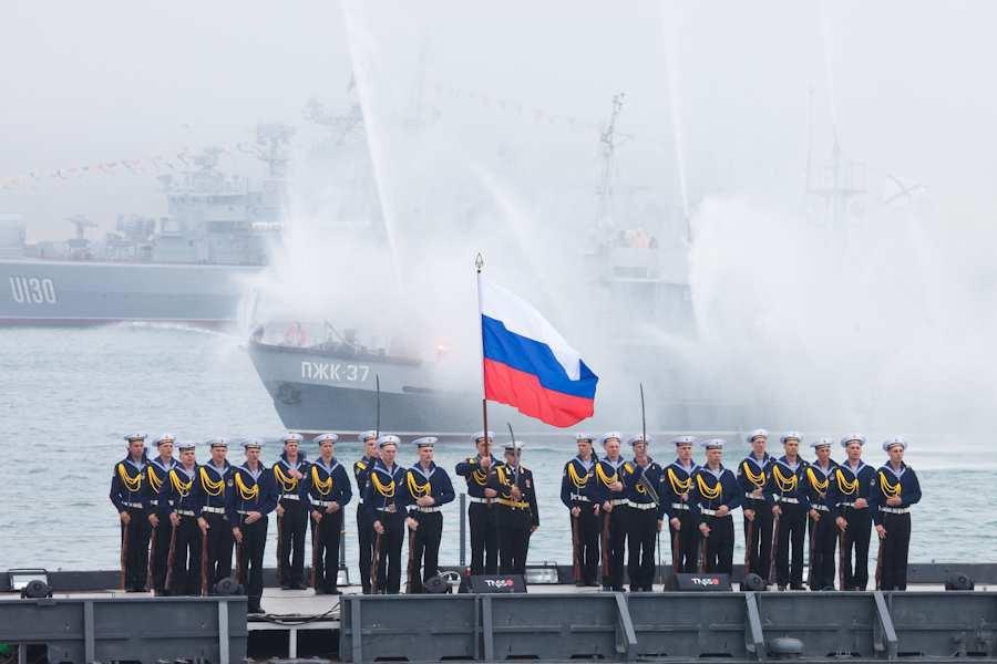 Российский флот получит отечественные двигатели вместо украинских | Русская весна