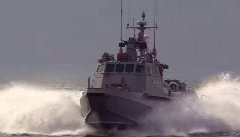 Украинские военные считают свои катера ответом «устаревшему» Черноморскому флоту России (ВИДЕО)   Русская весна
