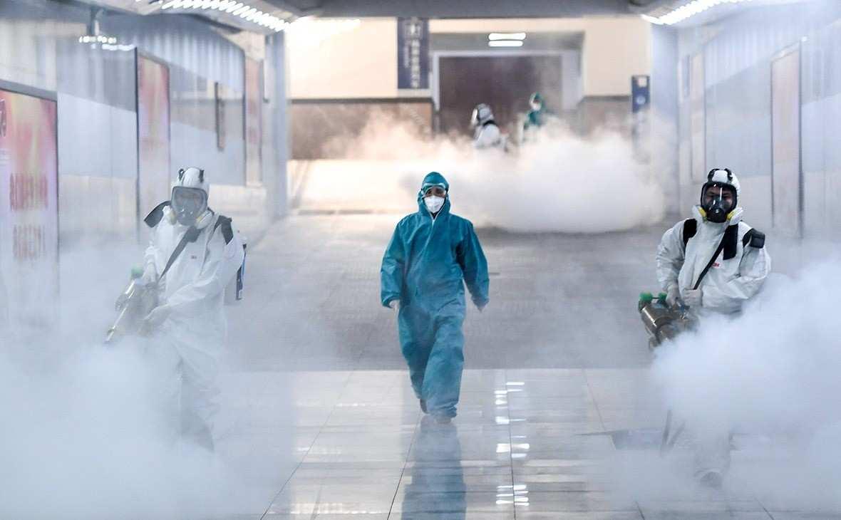 В Китае выздоровели 92% заражённых коронавирусом — официальный цифры   Русская весна