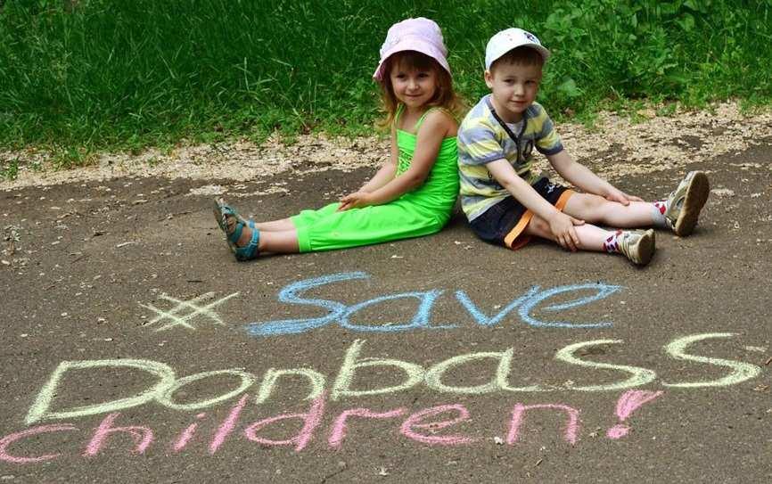 Чего хотят дети Донбасса? — в ДНР сняли трогательный клип, призывающий к миру (ВИДЕО) | Русская весна