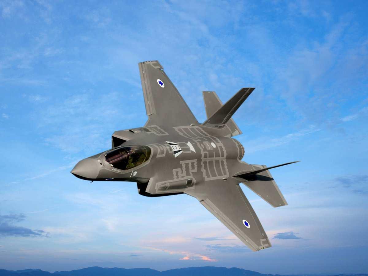 ВВС Израиля вторглись в воздушное пространство Ливана (ФОТО) | Русская весна