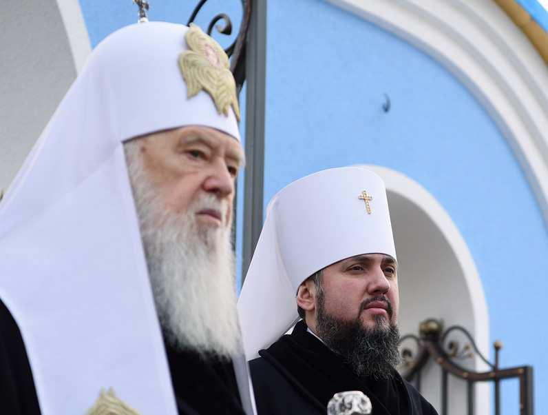 Кризис ПЦУ: Зачем Епифаний обманул Филарета  | Русская весна