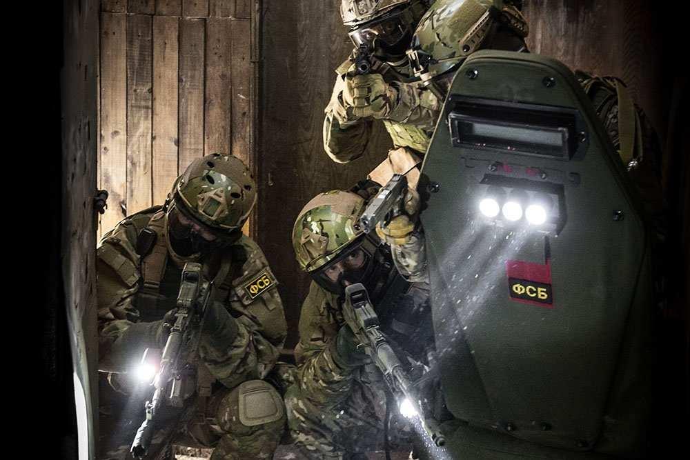 Бой в Мурманске: Спецназ ФСБ предотвратил атаку ИГИЛ | Русская весна
