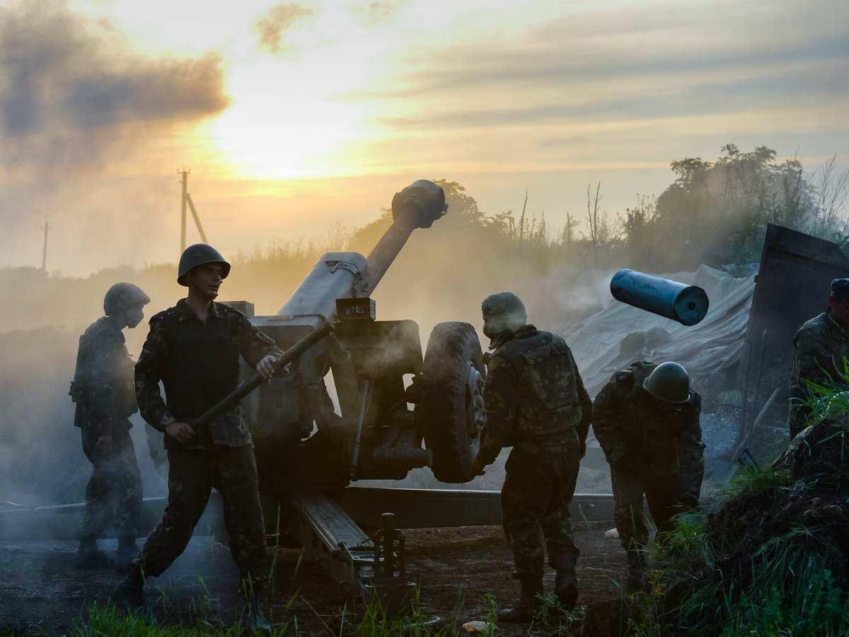 Фронт Донбасса: морпехи бегут, в 93 бригаде отказываются выполнять приказы командования — сводка | Русская весна