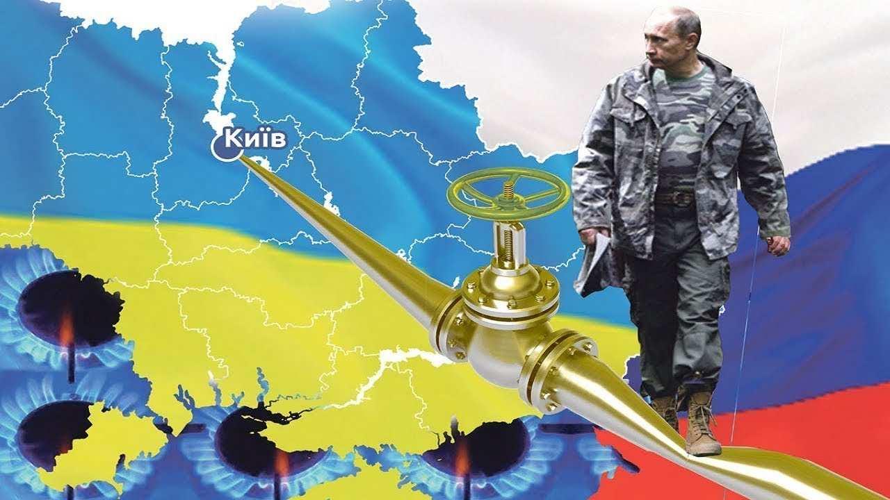 Газовые аферы Украины и «страшный план» России (ВИДЕО) | Русская весна