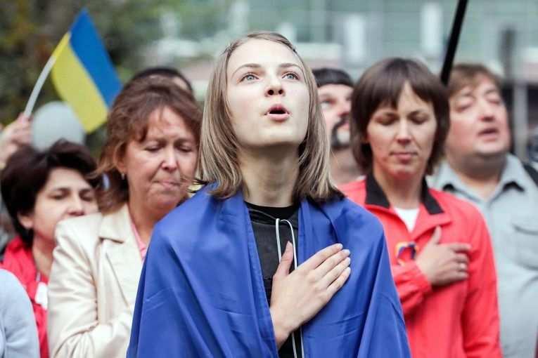 «Пусть возненавидят гимн»: Киев шокировал инициативой для школьников | Русская весна